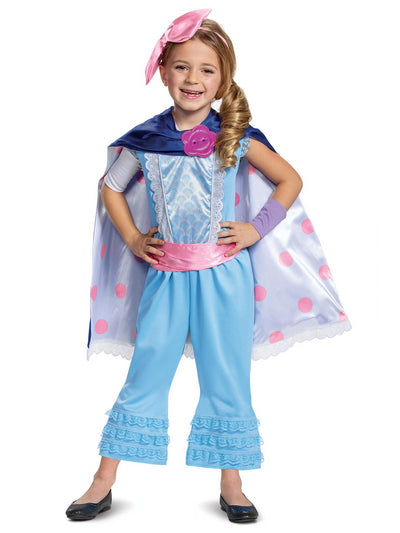 Girls Disney Toy Story 4 Bo Peep Deluxe Costume