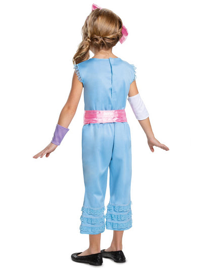 Girls Disney Toy Story 4 Bo Peep Deluxe Costume  libl alt2