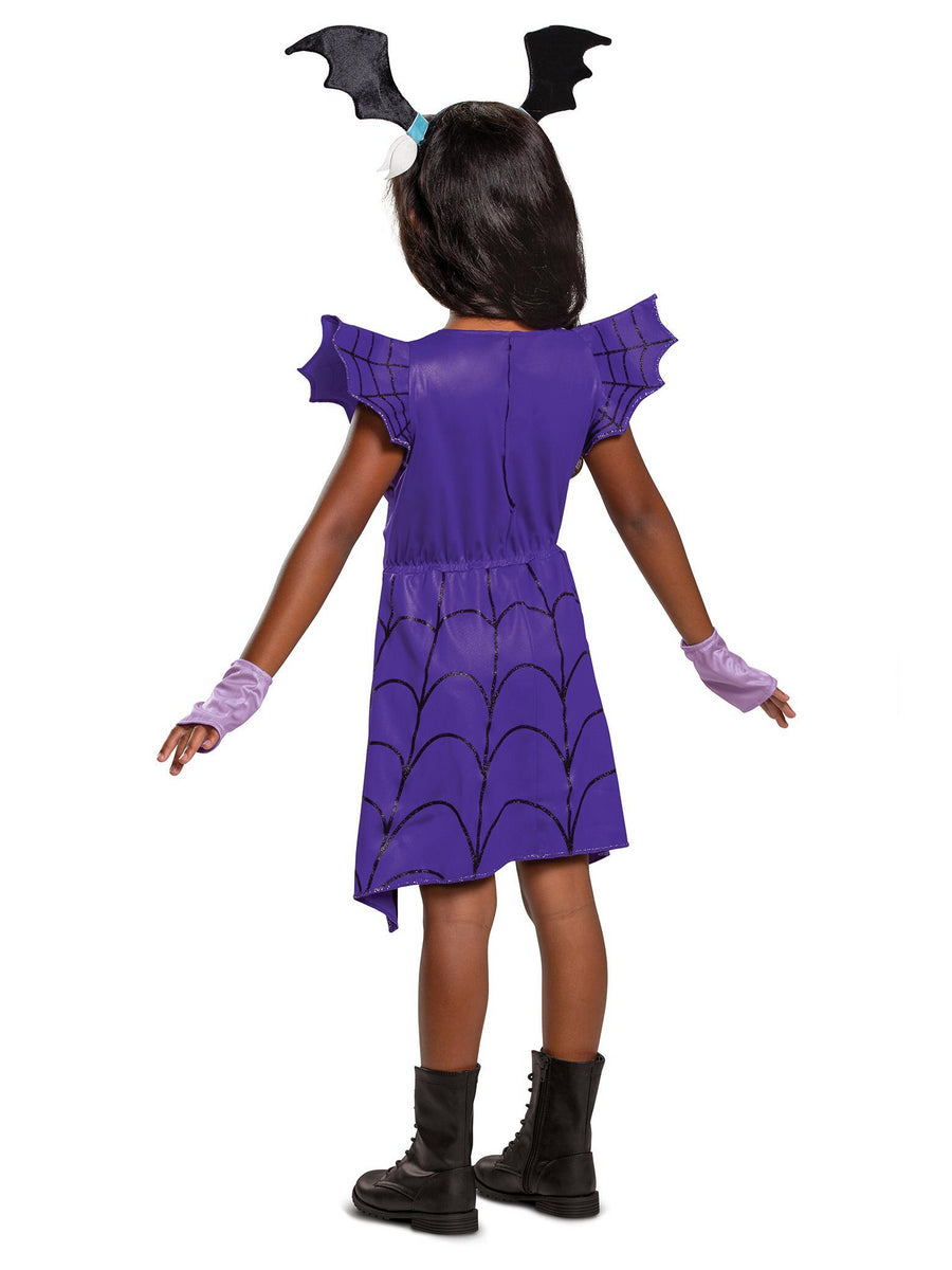 Girls Disney Vampirina Costume