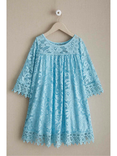 Girls Dreamy Lace Dress