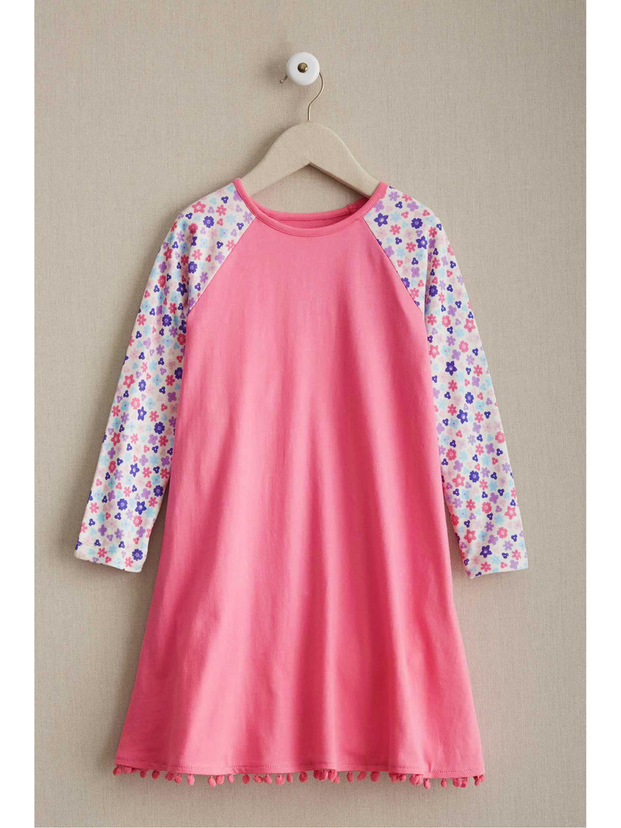 Girls Easy Peasy Knit Dress
