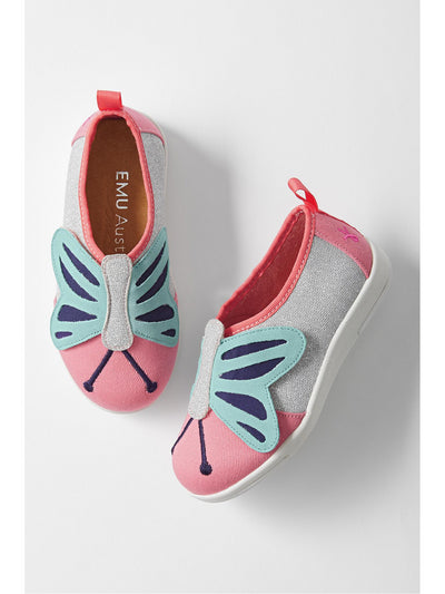 Girls EMU Australia® Butterfly Sneakers