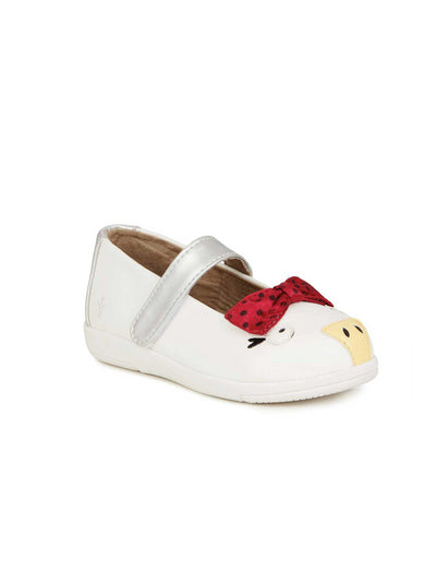 Girls EMU Australia® Duck Mary Jane Shoes  whi alt2