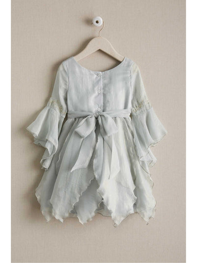 Girls Ethereal Fairy Dress  blu alt2