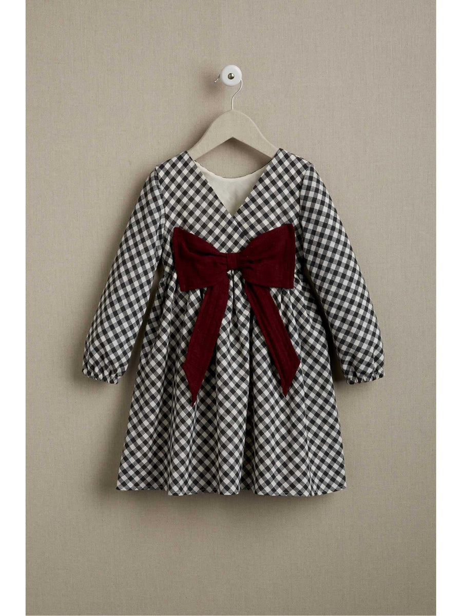Girls Fall Picnic Dress