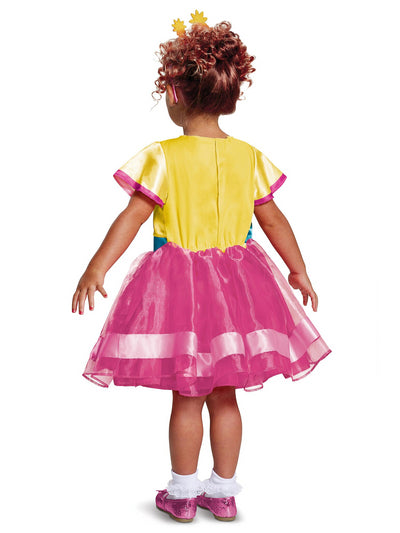 Girls Fancy Nancy Costume  fsyl alt1
