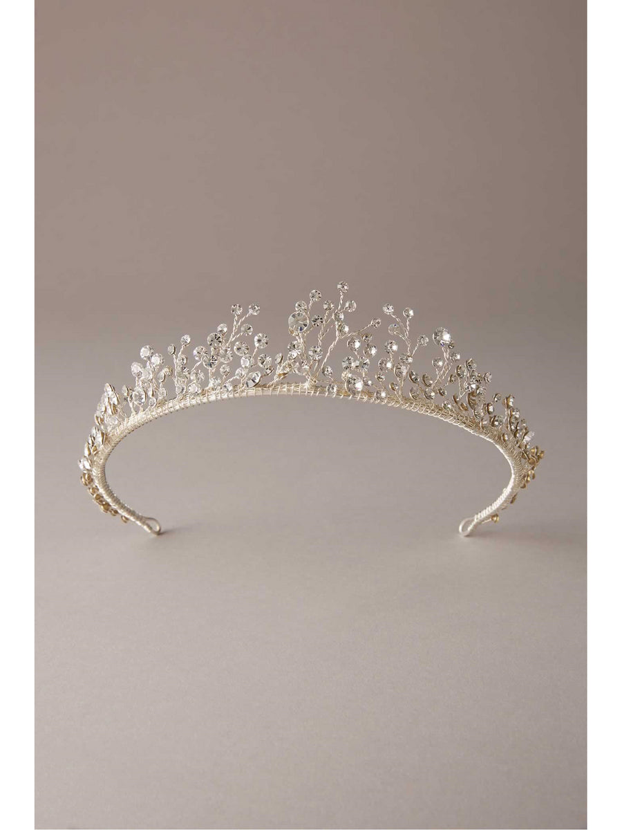 Girls Fancy Vine Tiara