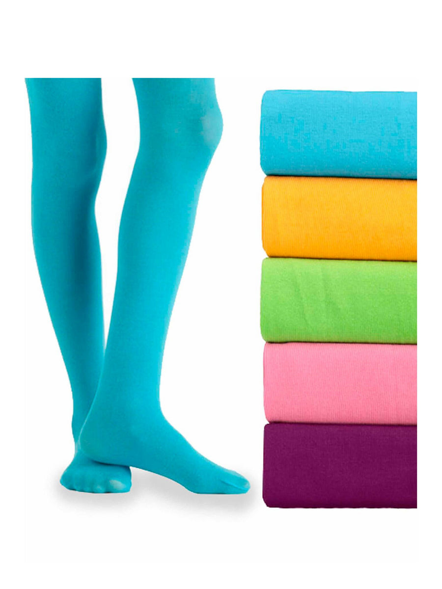Girls Fashion Cotton Tights