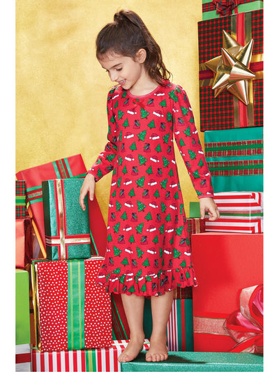 Girls Festive & Fun Nightgown