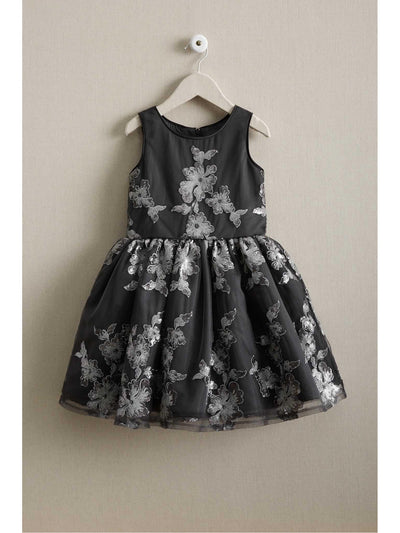 Girls Floral Fantasy Dress