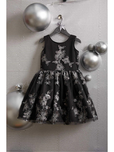 Girls Floral Fantasy Dress  bla alt1