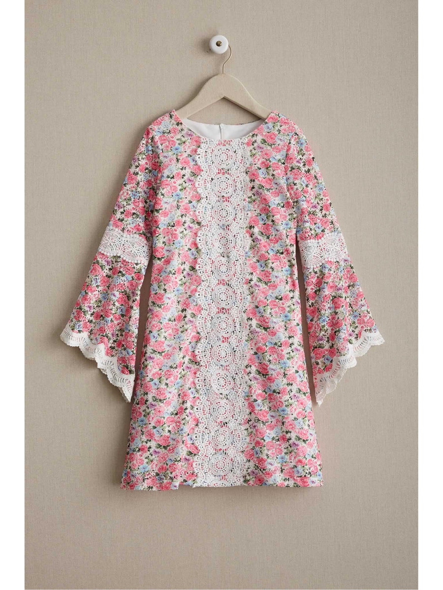 Girls Flower Power Dress