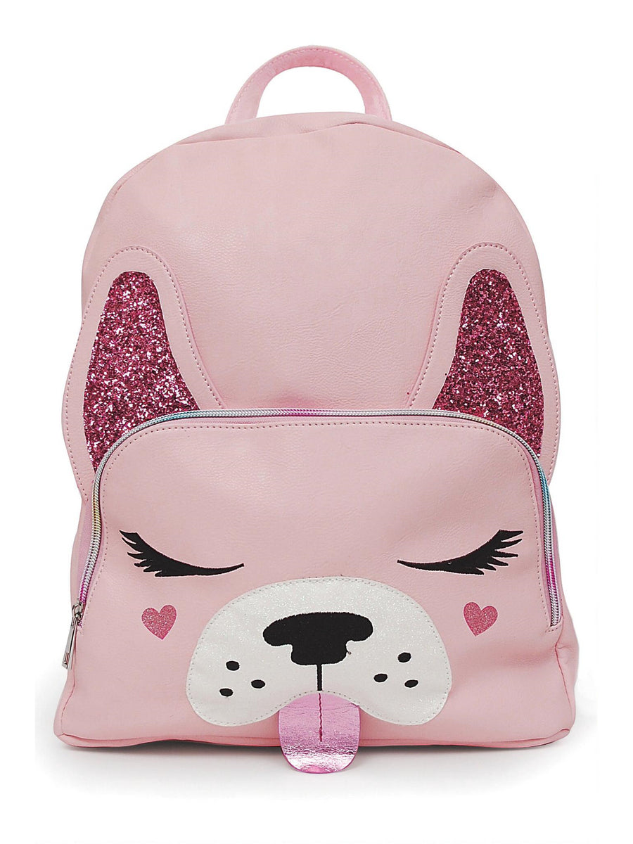 Girls Frenchie Backpack
