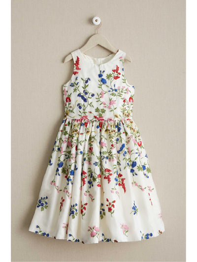 Girls Fresh Flowers Dress