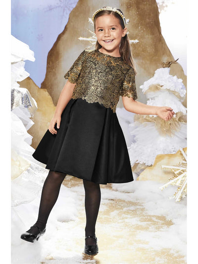 Girls Gallery Dress  bla alt1