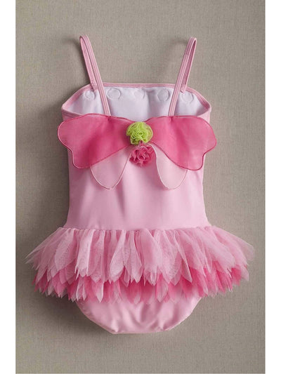 Girls Garden Fairy Swimsuit  pin alt2