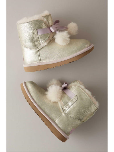 Girls Gita UGG® Booties  gol 1