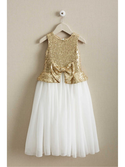 Girls Glimmer Dress
