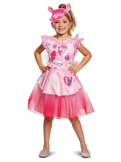 Girls Hasbro My Little Pony Pinkie Pie Tutu Deluxe Costume