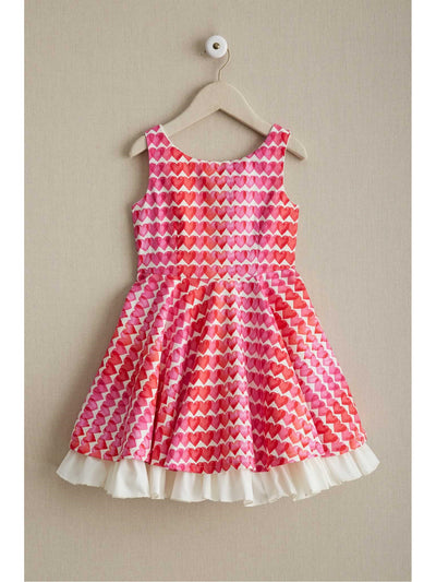 Girls Hearts on Fire Dress