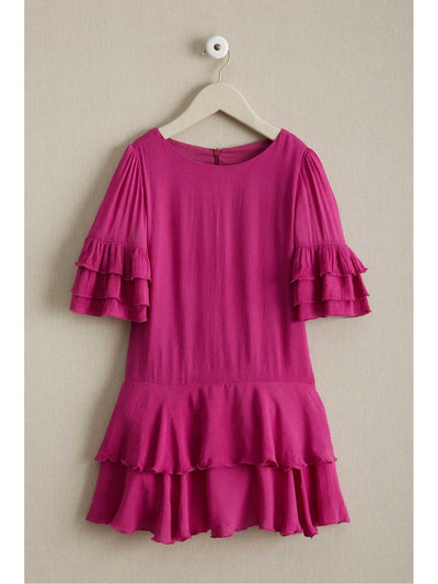 Girls Here a Ruffle There a Ruffle Dress  ber alt1