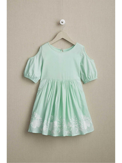 Girls Hopscotch Dress  mnt alt1
