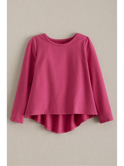 Girls Knit Swing Top  hpi 1