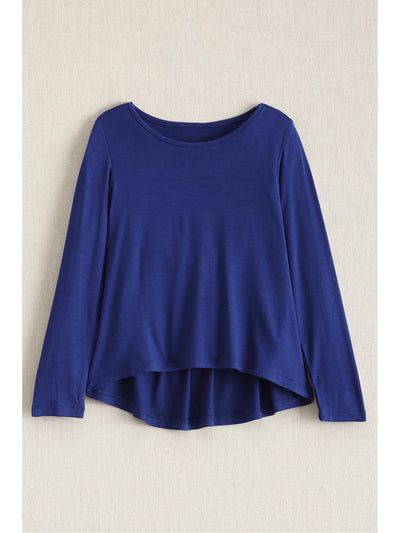 Girls Knit Swing Top  nav 1