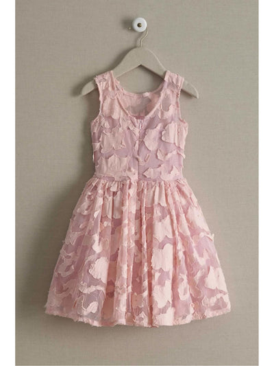 Girls Lace Party Dress  fuc alt3