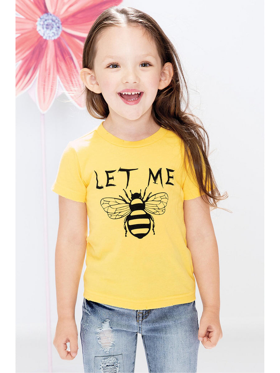 Girls Let Me Bee Tee