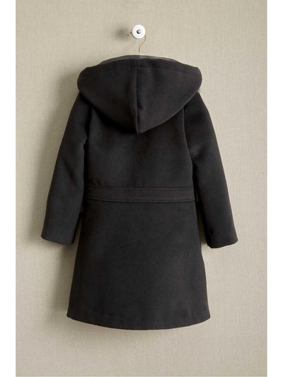 Girls Lovely Dress Coat  bla alt2