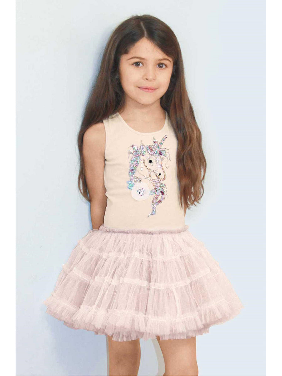 Girls Magical Unicorn Dress