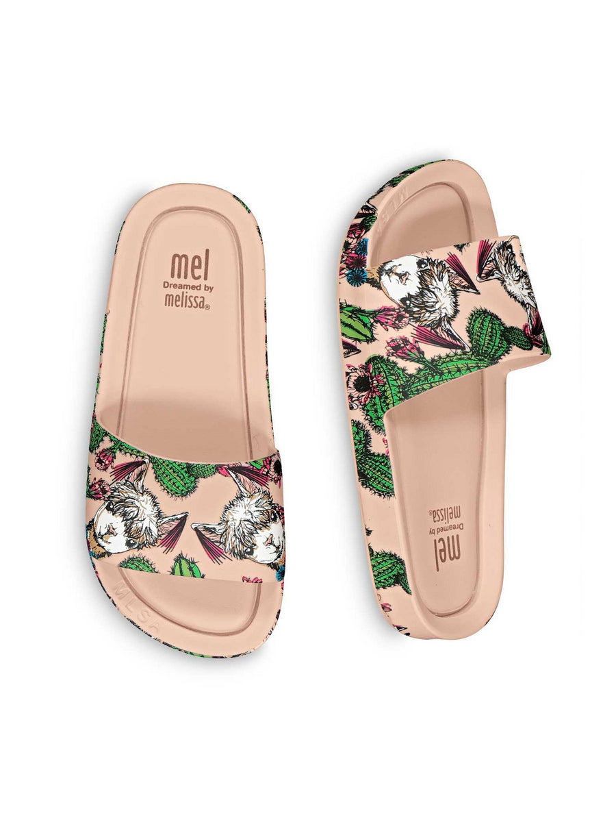 Girls Mel by Melissa Llama Slides