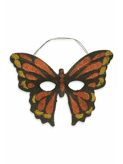 Girls Monarch Butterfly Mask