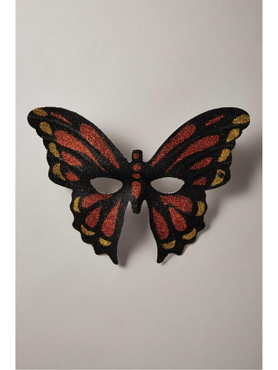 Girls Monarch Butterfly Mask  nc 1