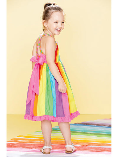 Girls Over the Rainbow Dress