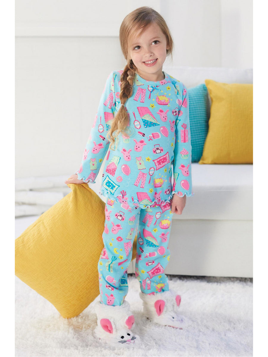 Girls Pajama Party PJ's