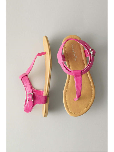 Girls Patent Leather Sandals  hpi 1