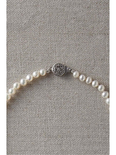 Girls Pearl Necklace  ivo alt2