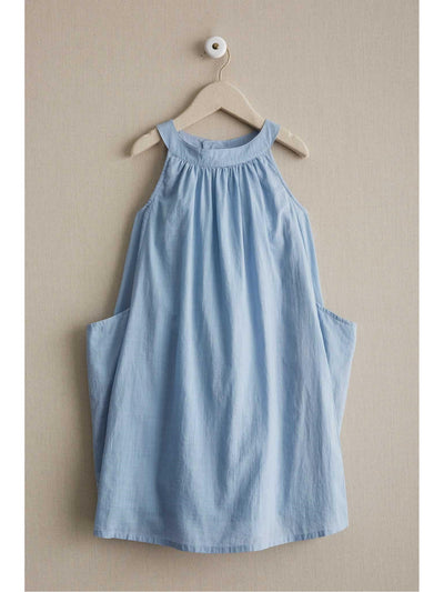 Girls Pocket Swing Dress  lbl alt1