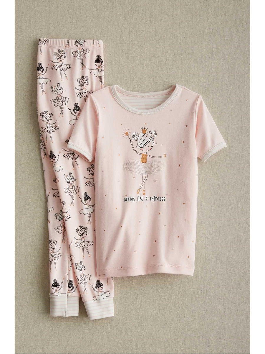 Girls Princess Dreams Pj's