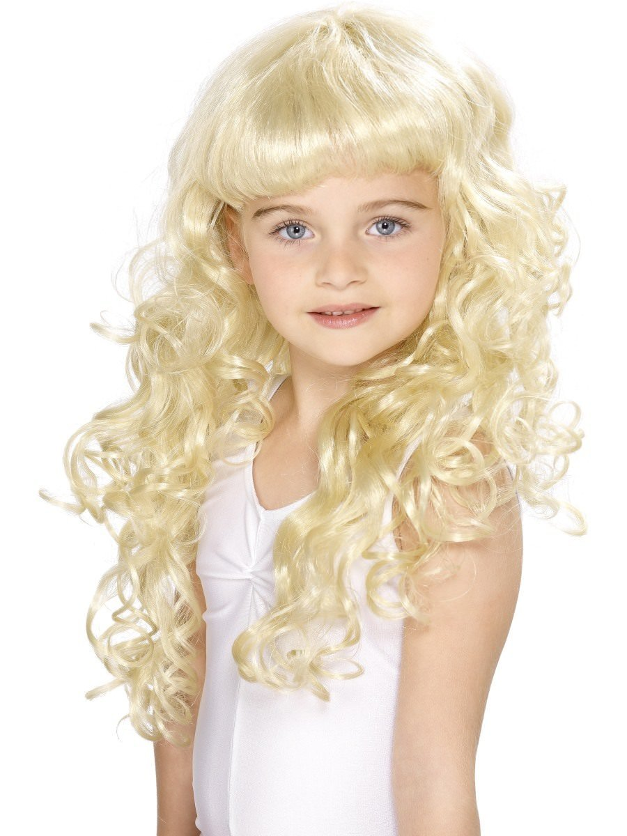 Girl's Princess Wig