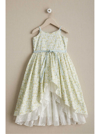 Girls Reversible Cottage Garden Dress  mnt alt3