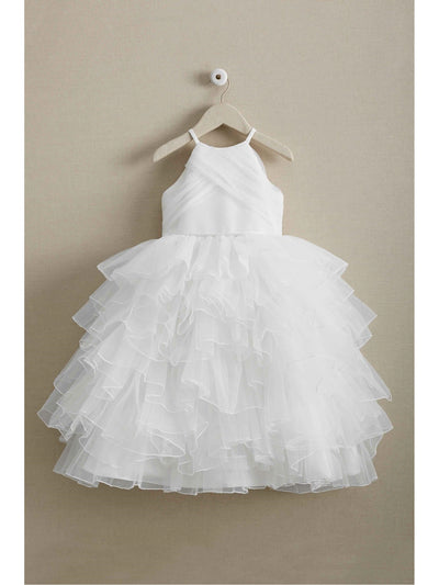 Girls Ruffled Confection Dress