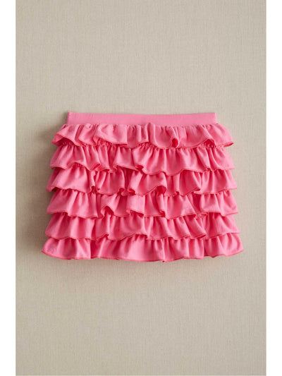 Girls Ruffled Skort  pin 1