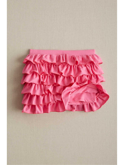 Girls Ruffled Skort  pin alt1
