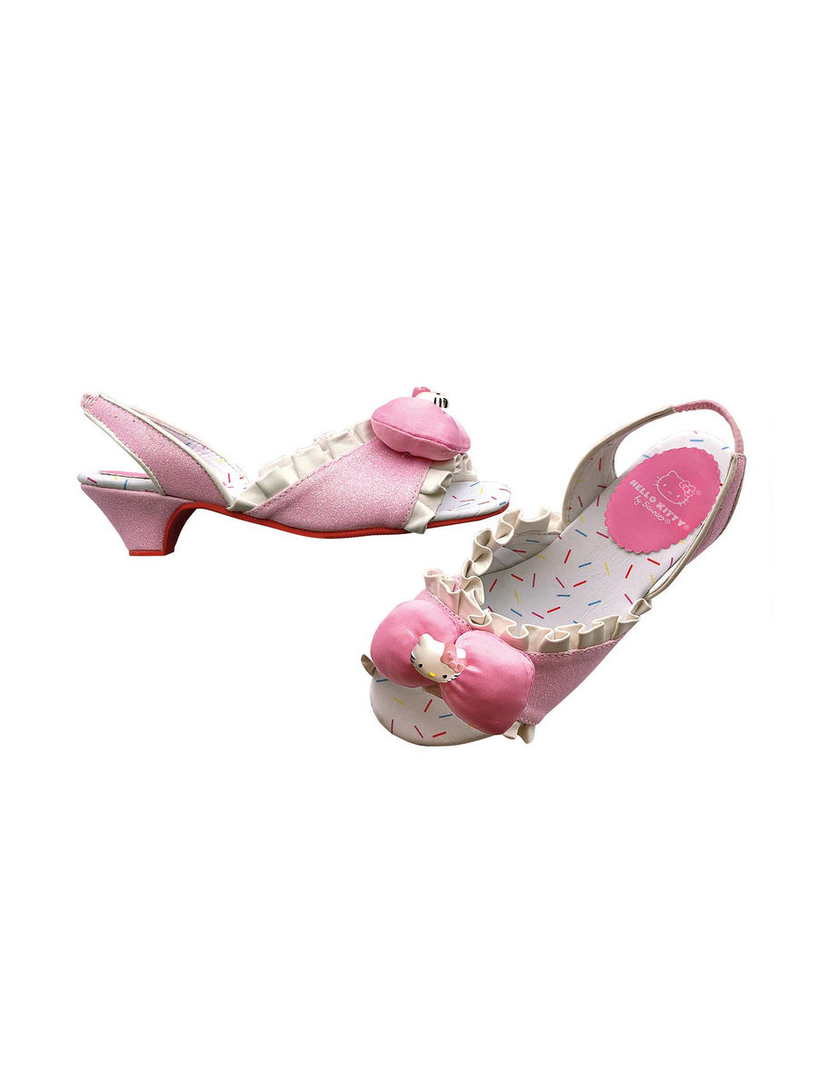 Girls Sanrio® Hello Kitty® Pink Sprinkles Shoes