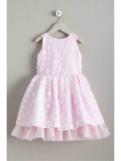 Girls Shower of Flowers Dress