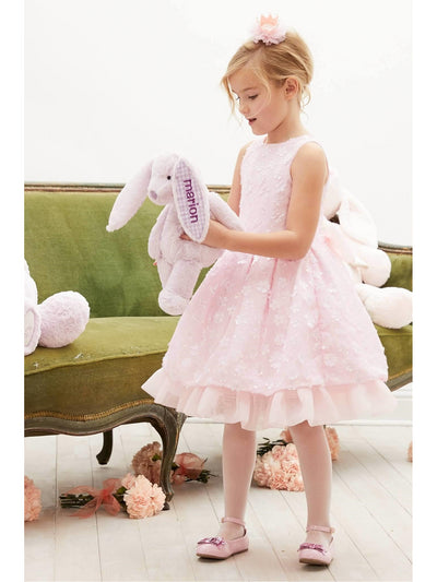 Girls Shower of Flowers Dress  lpi alt1
