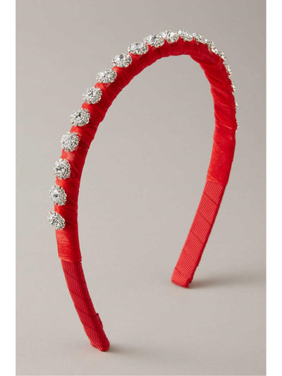 Girls Sparkle & Shine Headband  red 1